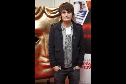 Film composer Jonny Greenwood